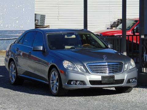 2011 Mercedes-Benz E-Class for sale in Boiling Springs, SC