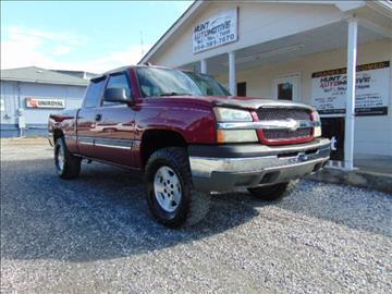 2004 Chevrolet Silverado 1500 for sale in Boiling Springs, SC