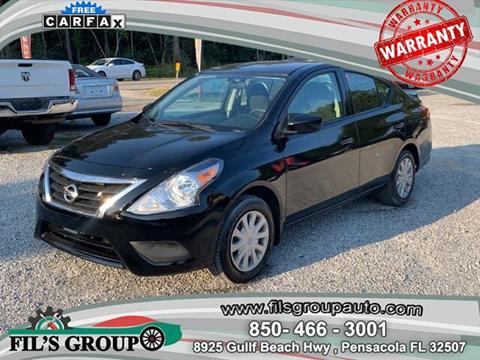 2017 Nissan Versa for sale in Pensacola, FL