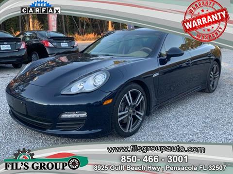 2012 Porsche Panamera For Sale In Pensacola Fl