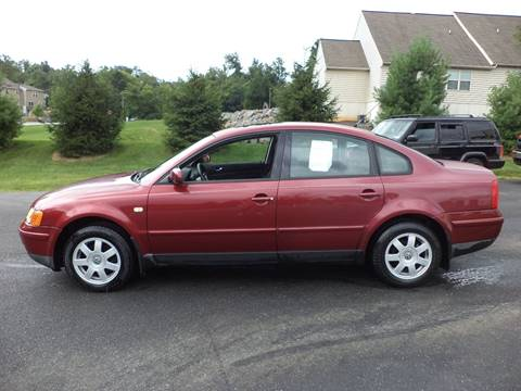 1999 Volkswagen Passat for sale in Elizabethtown, PA