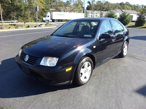 2002 Volkswagen Jetta for sale in Elizabethtown, PA