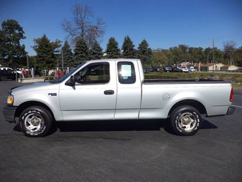 2002 Ford F-150 for sale in Elizabethtown, PA