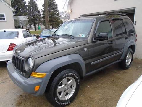 2005 Jeep Liberty for sale in Elizabethtown, PA