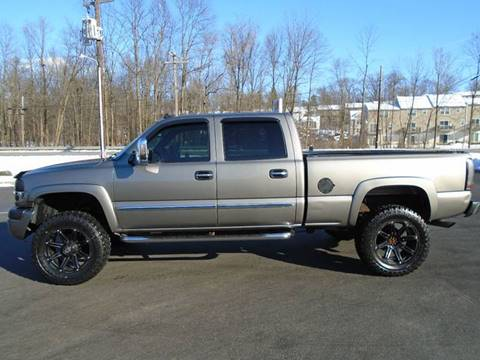 2006 GMC Sierra 2500HD for sale in Elizabethtown, PA