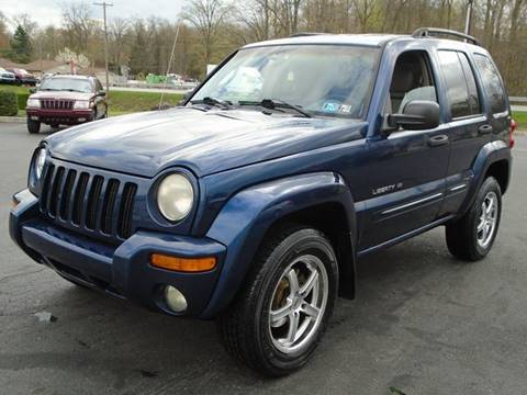 2002 Jeep Liberty for sale in Elizabethtown, PA