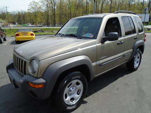 2004 Jeep Liberty for sale in Elizabethtown, PA