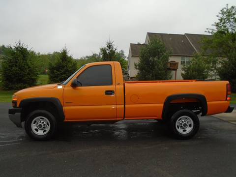 2001 GMC Sierra 2500HD for sale in Elizabethtown, PA