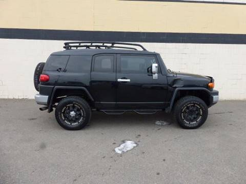 2007 Toyota FJ Cruiser for sale in Spokane Valley, WA