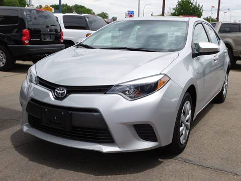 2016 Toyota Corolla for sale in Lakewood, CO