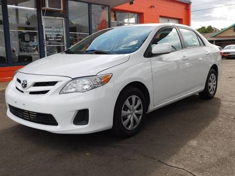 2011 Toyota Corolla for sale in Lakewood, CO