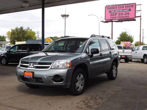 2008 Mitsubishi Endeavor for sale in Lakewood, CO