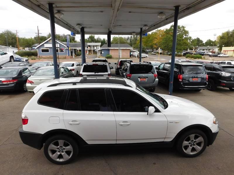 2004 Bmw X3 AWD 3.0i 4dr SUV In Lakewood CO - Infinite Auto LLC