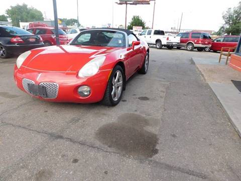 2006 Pontiac Solstice for sale in Lakewood, CO