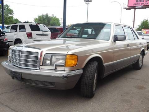 1987 Mercedes-Benz 300-Class for sale in Lakewood, CO