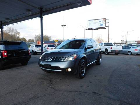 2007 Nissan Murano for sale in Lakewood, CO