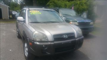 2005 Hyundai Tucson for sale in Chesapeake, VA