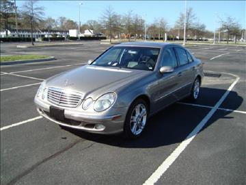 2005 Mercedes-Benz E-Class for sale in Virginia Beach, VA