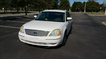 2007 Ford Five Hundred for sale in Virginia Beach, VA