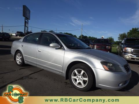 2006 Nissan Altima for sale in Warsaw, IN