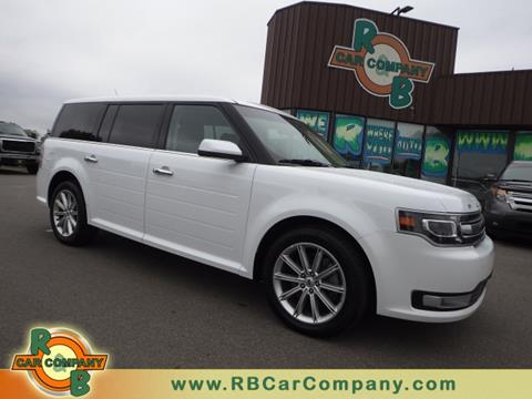 2017 Ford Flex for sale in Warsaw, IN