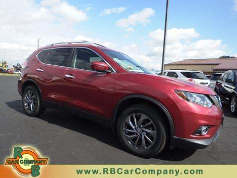 2016 Nissan Rogue for sale in Warsaw, IN