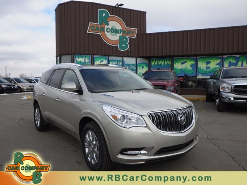 Car Company Warsaw: 2016 Buick Enclave Premium 4dr Crossover In Warsaw IN