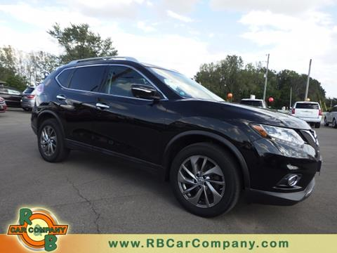 2015 Nissan Rogue for sale in Warsaw, IN