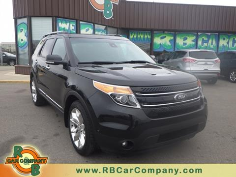 2015 Ford Explorer for sale in Warsaw, IN