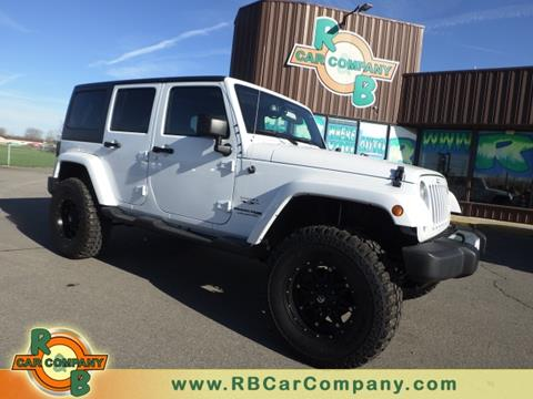 2018 Jeep Wrangler Unlimited for sale in Warsaw, IN