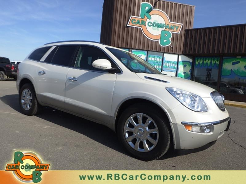 Car Company Warsaw: 2012 Buick Enclave AWD Premium 4dr Crossover In Warsaw IN