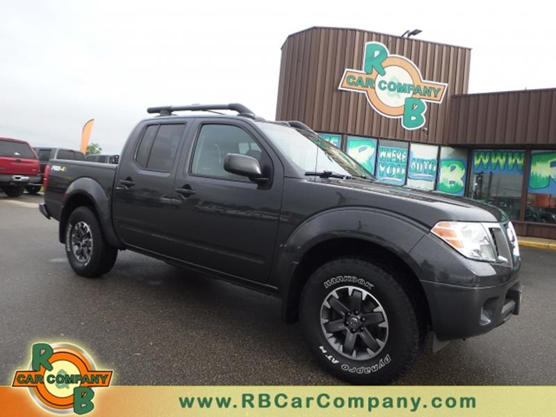 Car Company Warsaw: 2015 Nissan Frontier In Warsaw IN