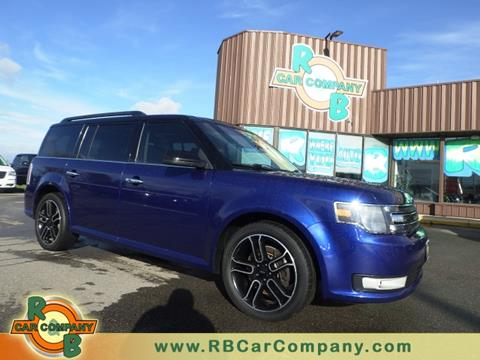 2015 Ford Flex for sale in Warsaw, IN