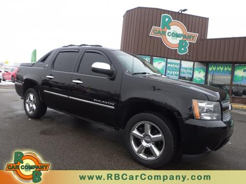 2011 Chevrolet Avalanche for sale in Warsaw, IN