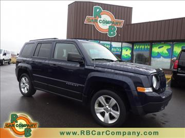 2012 Jeep Patriot for sale in Warsaw, IN
