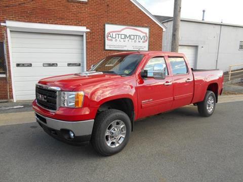 2012 GMC Sierra 2500HD for sale in Roanoke, VA