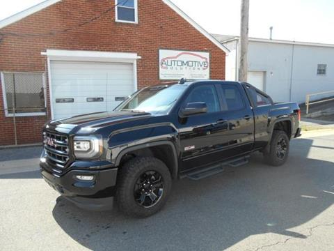 2016 GMC Sierra 1500 for sale in Roanoke, VA