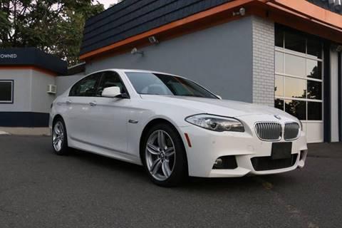 2013 BMW 5 Series for sale in Scotch Plains NJ