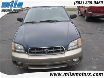 2003 Subaru Outback for sale in Londonderry, NH