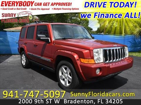 2006 Jeep Commander for sale in Bradenton, FL
