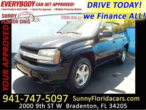 2005 Chevrolet TrailBlazer for sale in Bradenton, FL