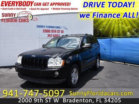 2006 Jeep Grand Cherokee for sale in Bradenton, FL
