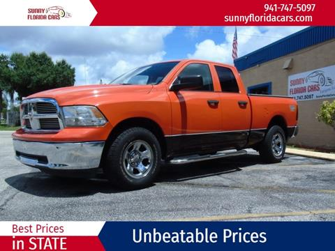 2011 RAM Ram Pickup 1500 for sale in Bradenton, FL