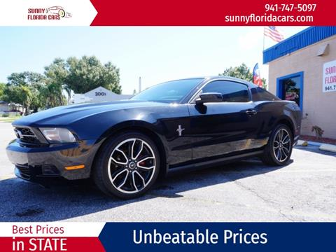 Ford Mustang For Sale in Bradenton, FL - Sunny Florida Cars