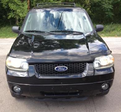2006 Ford Escape for sale in Morley, MI