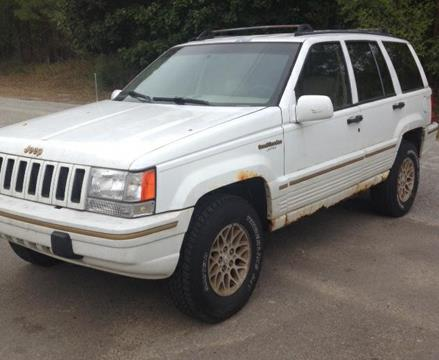 1994 Jeep Grand Cherokee for sale in Morley, MI