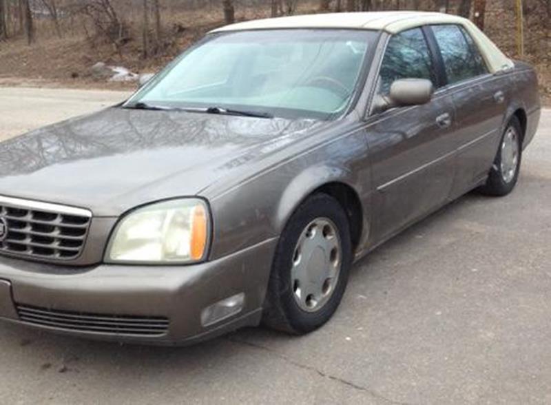 2000 Cadillac DeVille DHS In Morley MI - Coz Motors