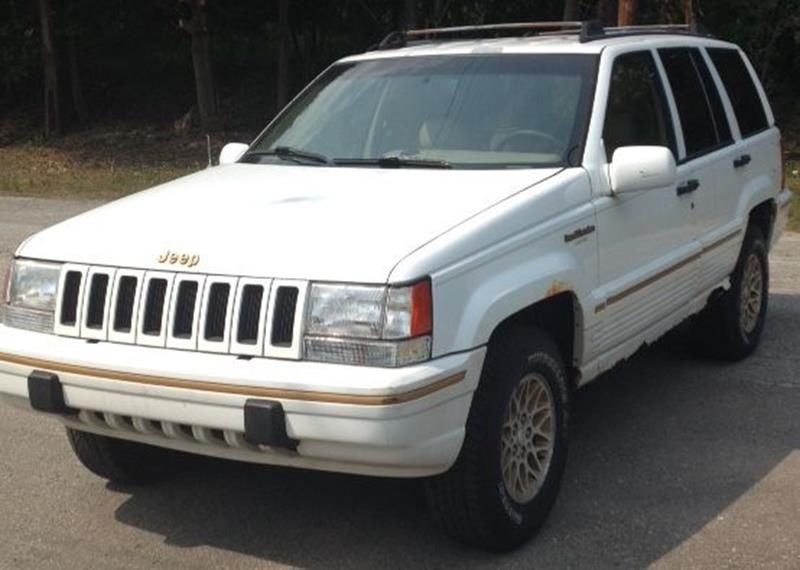 1994 Jeep Grand Cherokee For Sale At Coz Motors In Morley MI