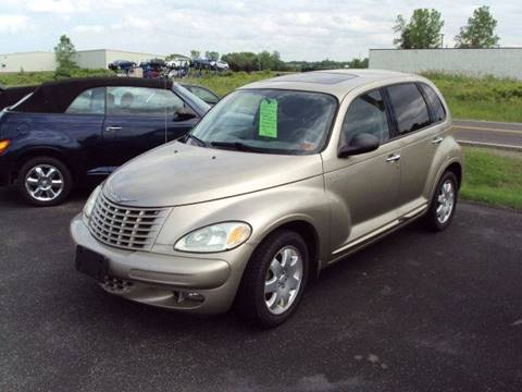 2004 Chrysler PT Cruiser for sale in Canandaigua, NY