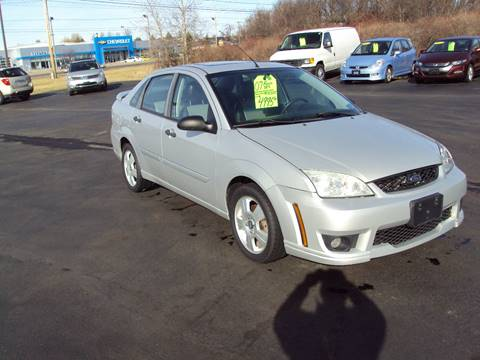 2007 Ford Focus for sale in Canandaigua, NY